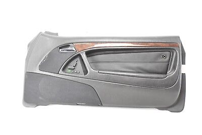 $175 • Buy 96-99 Mercedes SL500 R129 Front Right Passenger Side Interior Door Panel Black