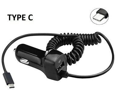 $ CDN9.27 • Buy Type C Car Charger Type-C With 3.1 USB For Samsung Galaxy Note 9 Note9