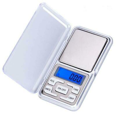 AU9.95 • Buy Pocket Scales Mini Digital Kitchen Jewellery Electronic Herbs - 0.01g To 200g
