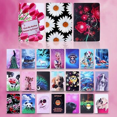 New Apple Ipad Air2 & More Model Leather Book Stand Protect Case Cover Polka Art • 6.96£