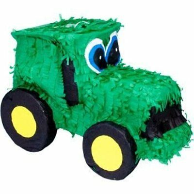 AU20.35 • Buy Tractor Pinata - John Deere Themed Party Supplies