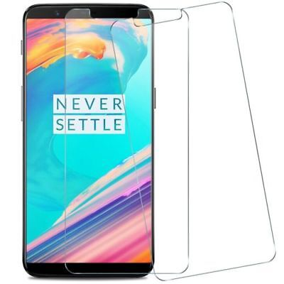 AU7.22 • Buy 2 Pack, OnePlus 5T Screen Protectors Best Tempered Glass 100% Thin Protection