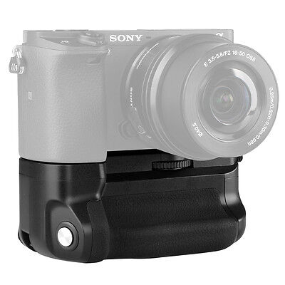 $ CDN59.55 • Buy Meike A6300 Vertical Battery Grip Holder For Sony A6000 Work With 1 Or 2 NP-FW50