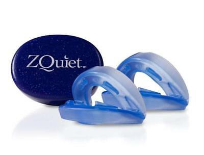 AU153.69 • Buy Zquiet Anti-Snoring Treatment, 2-Step Comfort System Starter Kit, Set Of 2 Sleep