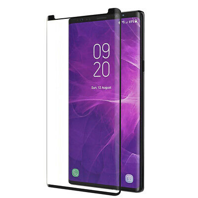 $ CDN2.77 • Buy Galaxy Note 9 Case-Friendly Real Tempered Glass Screen Protector For Samsung
