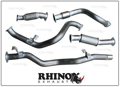 AU675 • Buy 3 Inch Turbo Back Exhaust Toyota Landcrusier Vdj 79 Series V8 4.5l Single Cab