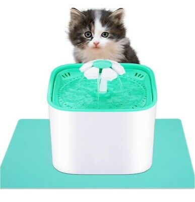 £14.99 • Buy Pet Friend Cat Fountain 2L Water Bowl Clean Purified Drinking Water