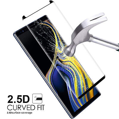 $ CDN10.99 • Buy Real Tempered Glass Screen Protector For Samsung Galaxy Note 9/Note 8/S9/S8/Plus