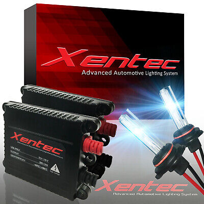 $39.67 • Buy Xentec 55W Slim HID Xenon Light Conversion Kit H11 H1 H3 For 1990-2017 Ford F150