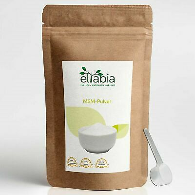 AU16.91 • Buy MSM Powder Methylsulfonylmethan Organic Sulfur Highest Purity Eltabia