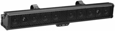 AU672.82 • Buy Boss Audio Recoil 10-speaker 34  Bluetooth Soundbar Black Can-am Yamaha All Utv