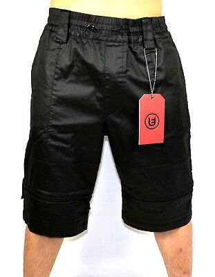 True Religion $199 Men's Urban Coated Convertible Tech Shorts - MSDBU2CK9 • 54.11£