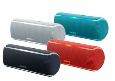 $39.99 • Buy Sony XB21 Portable Extra Bass Bluetooth Speaker With NFC/ Lights  SRS-XB21