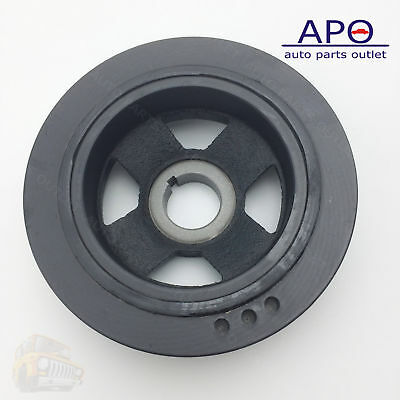 ENGINE CRANKSHAFT PULLEY FOR 03-06 KIA SORENTO 3.5L V6 23124-39802