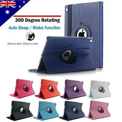 AU10.95 • Buy Rotate Smart Case Cover For Apple IPad 7th 6th 5th 2 3 4 Mini Air Pro 11 12.9