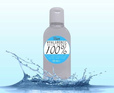 100% Pure HYALURONIC Acid Serum 55ml Buy2 Get3 Fountain Of Youth • 6.99£