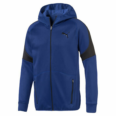 View Details PUMA Evostripe Warm Full Zip Men's Hoodie Men Sweat Basics New • 29.99$