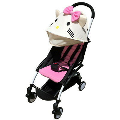 £14.65 • Buy Stroller Accessories Baby Sun Shade Cover Seat Infant Hello Kitty Mickey Minnie