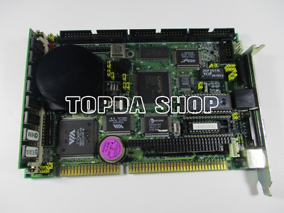 AU185.44 • Buy 1pc Used PCA-6145B/45L 486 INDUSTRIAL CPU CARD REV.C1  Industrial Mainboard
