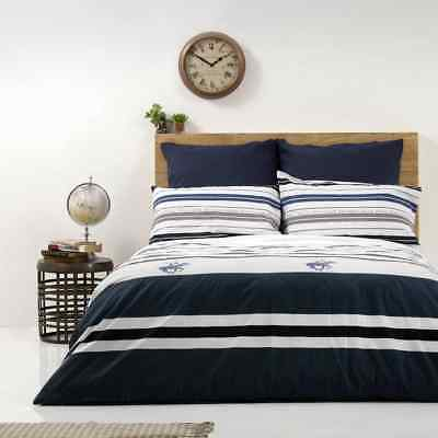 Beverley Hills Polo Maritime Bed Set • 24£