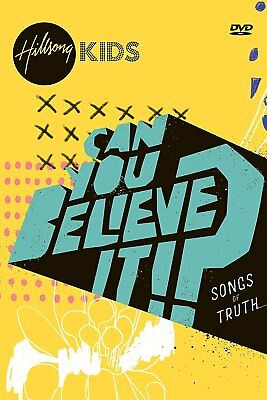 $16.95 • Buy Hillsong Kids Can You Believe It? DVD