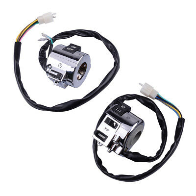 AU20.49 • Buy Motorcycle Handlebar Start + Horn Switch Unit Fit For BENZHOU ZNEN