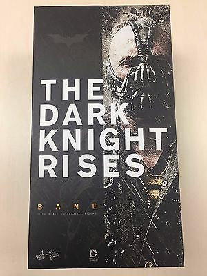 $ CDN789.74 • Buy Hot Toys MMS 183 The Dark Knight Rises Batman Bane Tom Hardy 1/6 Figure NEW