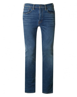 Genuine LEVIS 519 Extreme Skinny Fit Stretch Mens Jeans Blue • 999.99£