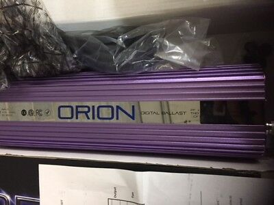 Orion 1000 Watt Dimmable Digital Ballast HPS/MH1000W (NEW) • 126.87£