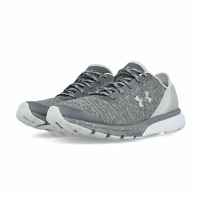 4cc684baaae Under Armour Mujer Charged Escape Correr Zapatos Zapatillas Gris Deporte •  42.18€