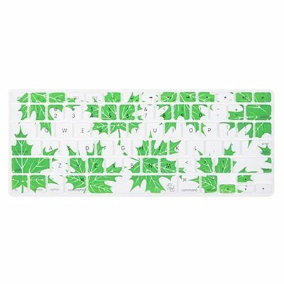 $8.86 • Buy Case Star Maple Leaves Silicone Keyboard Cover For MacBook Pro/Air