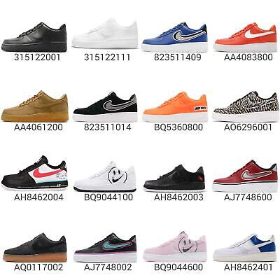 new style 09733 13327 Nike Air Force 1 07 LV8 AF1 One Low QS Men Sneakers Shoes Pick 1 •
