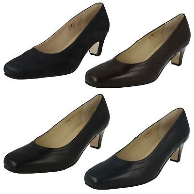 Ladies Equity Wide Fitting Court Shoes 'Alison' • 64.99£