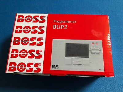 £29.99 • Buy Boss BUP2 Bosstherm Universal 7 Day Heating Time Switch Programmer MPN 457455