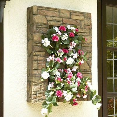 £39.95 • Buy Stone Effect Wall Planter - Sandstone - Brundle Gardener New Boxed RRP £119.00