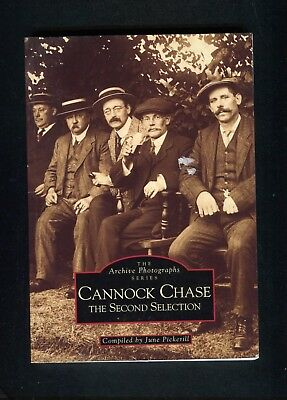 1997 Softback: Archive Photographs Series: Cannock Chase: Second Selection • 6.99£