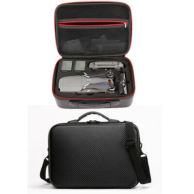AU55.80 • Buy Drone Battery Backpack Carry Case Shoulder Bag PU Case For DJI Mavic 2 Pro/Zoom