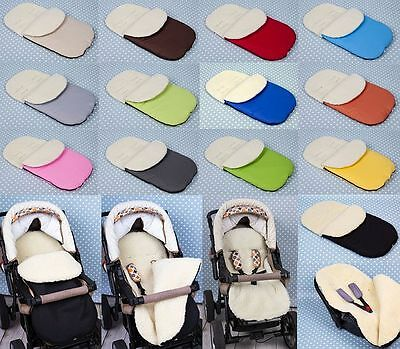 Universal Footmuff Fits For ICANDY. All Models Cosytoes For Baby. Wool 90x45 • 18.99£