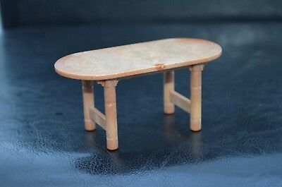 Sylvanian Families -  Living Room Spares - Acorn Decor Style Table - Sy709 • 3.20£