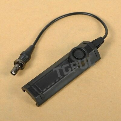 $18.79 • Buy Weapon Light Dual Tail Switch Remote Switch For M300 M600 M951 M952 Series Light