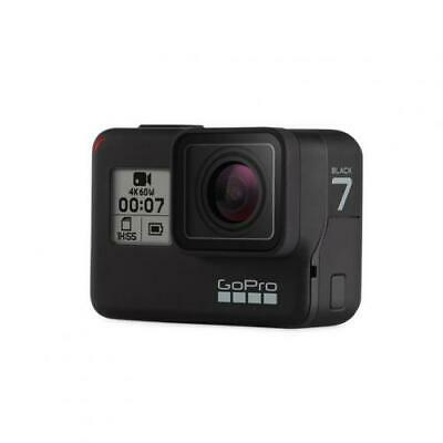 AU497.49 • Buy GoPro HERO 7 Black Action Camera 4K Video, Waterproof Design (10M), Wi-Fi And Bl