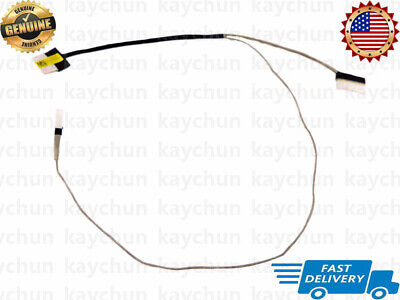 $8.48 • Buy LCD LVDS VIDEO SCREEN DISPLAY CABLE For HP Pavilion 15-BS 15-BS020WM TOUCH 40pin