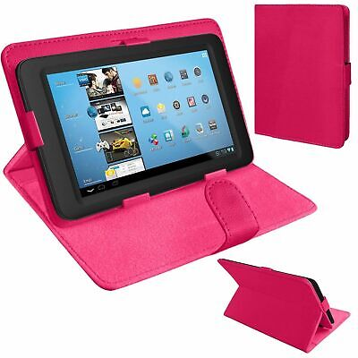 £4.99 • Buy Universal Stand  Folding Folio Leather Case Cover For Kindle & 9  To 10  Tablets