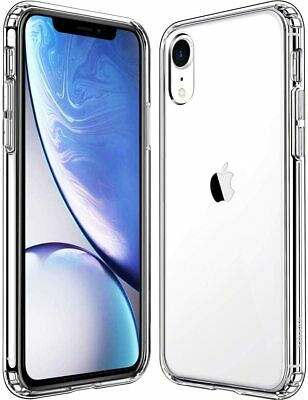 AU6.64 • Buy For IPhone 11 Pro XS MAX X XR 7 8 Plus Clear Shockproof Bumper Back Case Cover