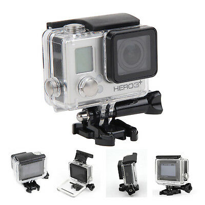 $ CDN13.82 • Buy Waterproof Diving Housing Case For GoPro Hero 3+/Hero 4 Plus Accessory New USA