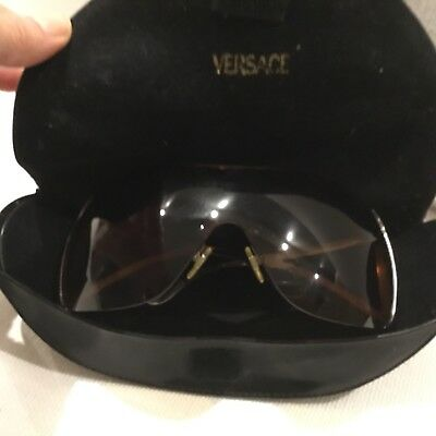 £179.21 • Buy VERSACE Sunglasses With Case. Perfect Condition.