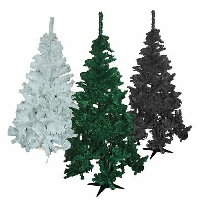 5ft 6ft Large Artificial Xmas Pine Berry Celebration Decoration Christmas Tree  • 10.99£