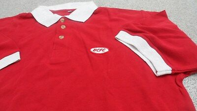 £9.99 • Buy Official Bristol City FC Men's Polo Shirt, New Without Tags