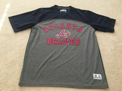 separation shoes f56c1 bfa93 braves gray jersey