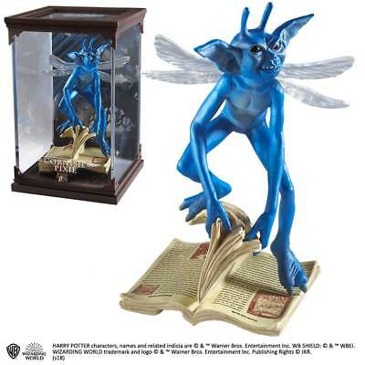 Harry Potter Magical Creatures Cornish Pixie Figurine Noble Collection NN7678 • 27.45£